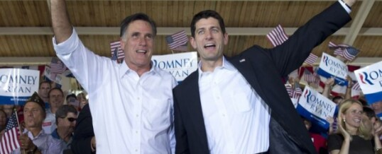 Made in America Panel Urges Election of Romney and Ryan to End the Continued Rise of Cronyism