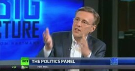 Neal Asbury on Big Picture with Thom Hartmann Wash D.C. 4/25/2013