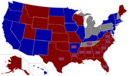 Red States, Blue Sates, Dissed States